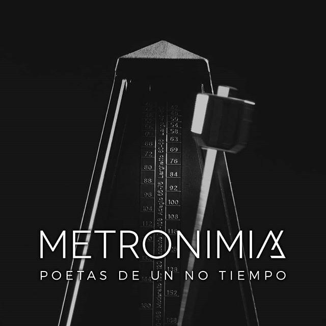 Metronimia poetas de un no tiempo