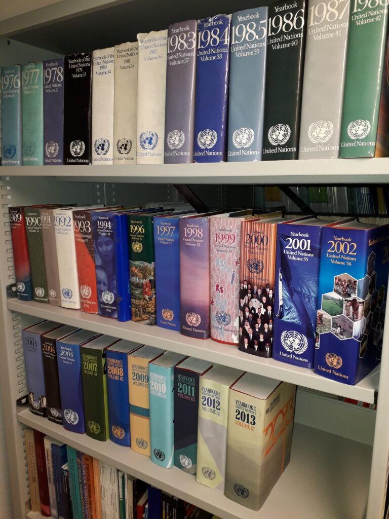 Anuarios ONU